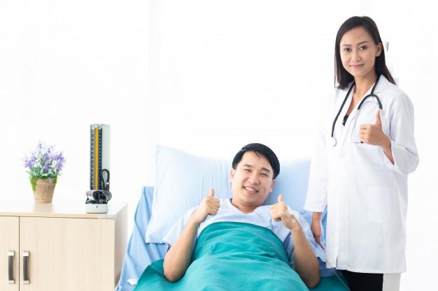 อย่ากลัวการตรวจสุขภาพ เพราะคุณอาจรักษาได้ทันเวลา