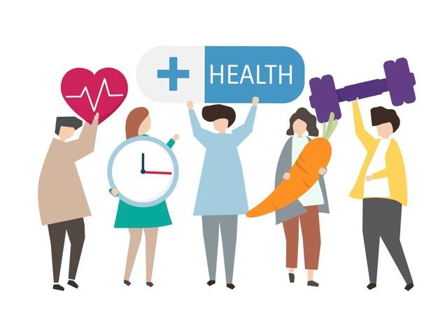 สภาวะสุขภาพ และปัญหาด้านสุขภาพของคนไทยส่วนใหญ่