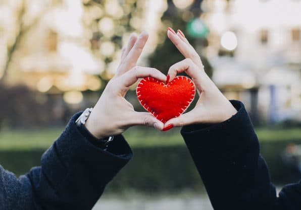 mini heart
